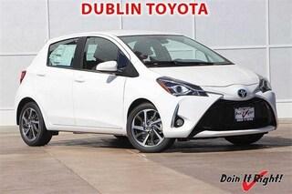 New 2018 Toyota Yaris 5-Door SE Hatchback T26774 for sale in Dublin, CA