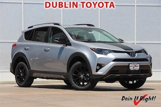 New 2018 Toyota RAV4 Adventure SUV T26926 for sale in Dublin, CA