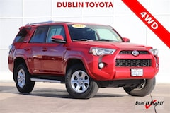 Certified Pre-Owned 2017 Toyota 4Runner SR5 Premium SUV T28081C for sale in Dublin, CA