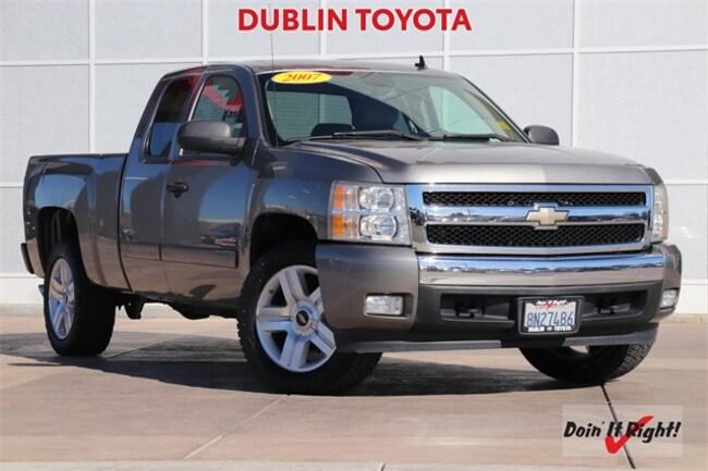 2007 Chevrolet Silverado 1500 LT Truck