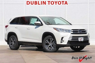 New 2019 Toyota Highlander LE Plus V6 SUV T27254 for sale in Dublin, CA