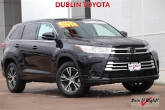 Certified Pre-Owned 2018 Toyota Highlander LE SUV 26553A for sale in Dublin, CA