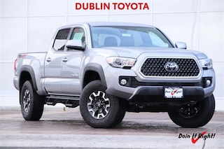 New 2018 Toyota Tacoma TRD Off Road V6 Truck Double Cab T27908 for sale in Dublin, CA