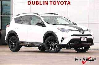 New 2018 Toyota RAV4 Adventure SUV T26662 for sale in Dublin, CA