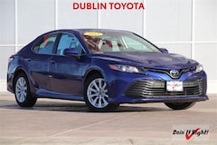 Certified Pre-Owned 2018 Toyota Camry LE Sedan 26467A for sale in Dublin, CA