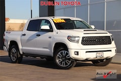 Used 2018 Toyota Tundra SR5 Truck T28181A for sale in Dublin, CA