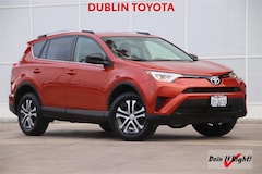 Certified Pre-Owned 2016 Toyota RAV4 LE SUV 26431A for sale in Dublin, CA