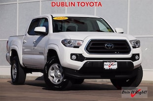 2020 Toyota Tacoma SR5 Truck Double Cab 27647A