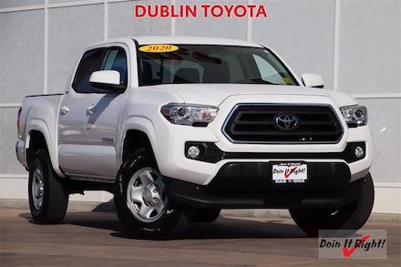 2020 Toyota Tacoma SR5 Truck Double Cab 27647A