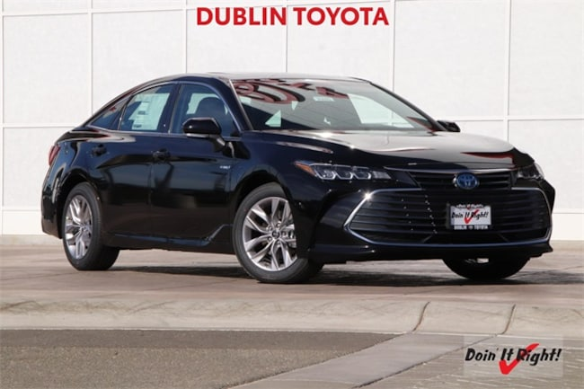 New 2019 Toyota Avalon Hybrid XLE Sedan T27754 for sale/lease Dublin, CA
