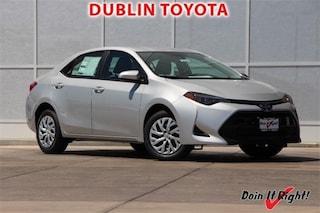 New 2019 Toyota Corolla LE Sedan T26400 for sale in Dublin, CA