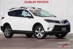 Certified Pre-Owned 2015 Toyota RAV4 XLE SUV 26358B for sale in Dublin, CA