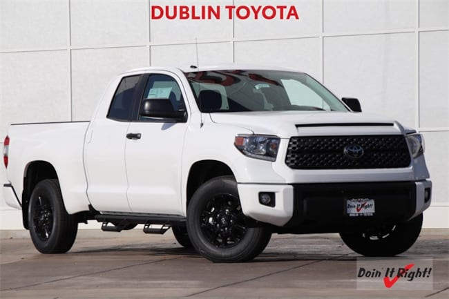 New 2019 Toyota Tundra SR5 5.7L V8 Truck Double Cab in Dublin, CA
