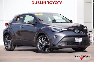 2020 Toyota C-HR Limited SUV T33907A