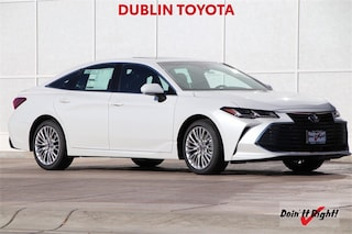 New 2019 Toyota Avalon Limited Sedan T27755 for sale in Dublin, CA