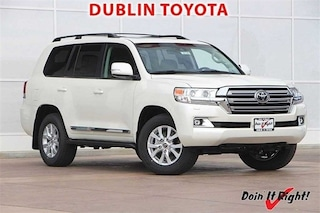 New 2019 Toyota Land Cruiser V8 SUV T27185 for sale in Dublin, CA