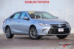 Certified Pre-Owned 2017 Toyota Camry SE Sedan 26475A for sale in Dublin, CA