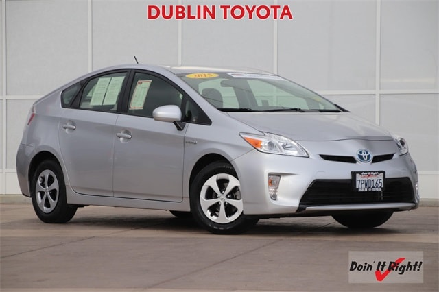 2015 Toyota Prius Two Hatchback T27617A