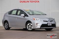 Certified Pre-Owned 2015 Toyota Prius Two Hatchback T27617A for sale in Dublin, CA