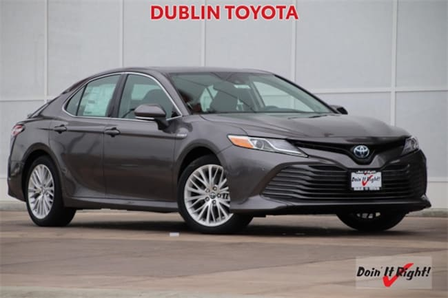 New 2019 Toyota Camry Hybrid XLE Sedan T28119 for sale/lease Dublin, CA