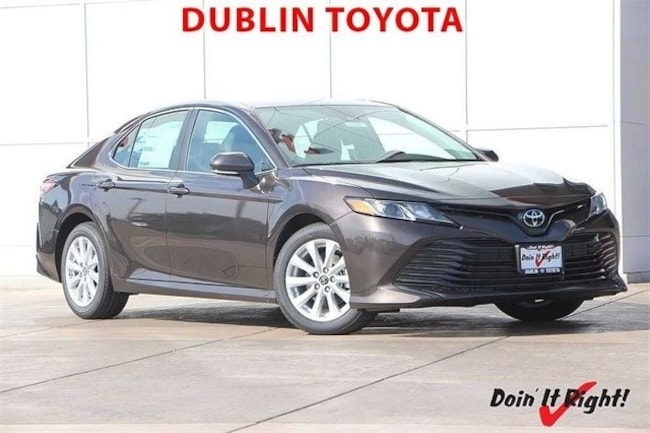 New 2019 Toyota Camry Le For Sale Lease In Dublin Ca Vin