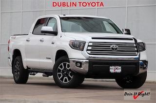 New 2019 Toyota Tundra Limited 5.7L V8 Truck CrewMax T28272 in Dublin, CA
