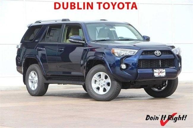 New 2019 Toyota 4Runner SR5 Premium SUV T27482 for sale/lease Dublin, CA