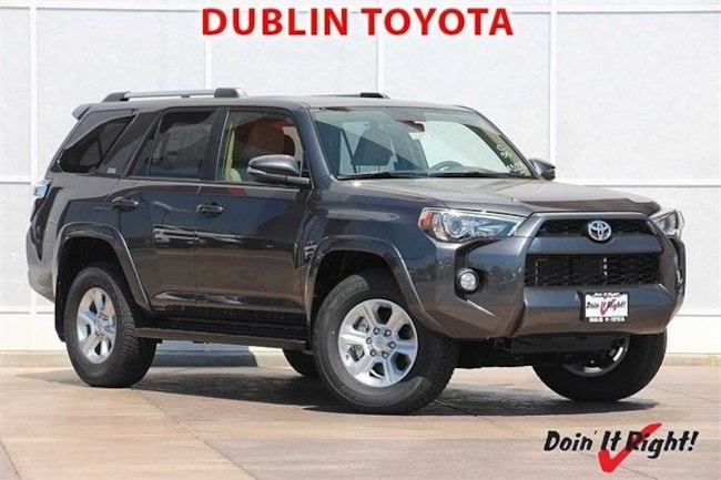 New 2019 Toyota 4Runner SR5 Premium SUV T26877 for sale/lease Dublin, CA