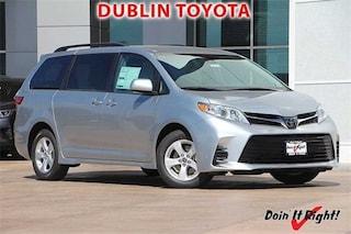New 2019 Toyota Sienna LE 8 Passenger Van T26864 for sale in Dublin, CA