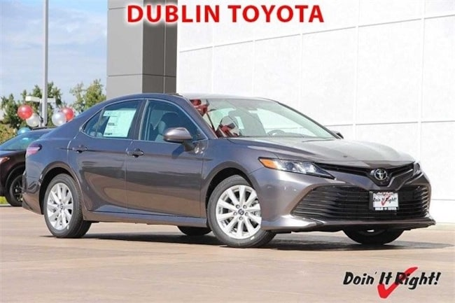 New 2019 Toyota Camry LE Sedan in Dublin, CA