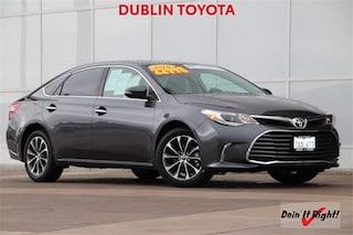 2016 Toyota Avalon XLE Plus Sedan for sale in near Fremont, CA