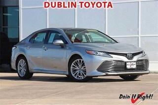 New 2018 Toyota Camry XLE V6 Sedan T23541 for sale in Dublin, CA