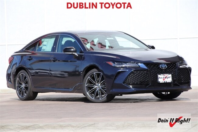New 2019 Toyota Avalon Touring Sedan T27049 for sale/lease Dublin, CA