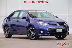 Certified Pre-Owned 2016 Toyota Corolla Sedan 26491A for sale in Dublin, CA