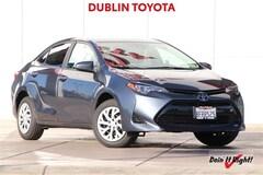 Used 2019 Toyota Corolla LE Sedan T26865A for sale in Dublin, CA