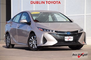 2020 Toyota Prius Prime LE Hatchback T35096A
