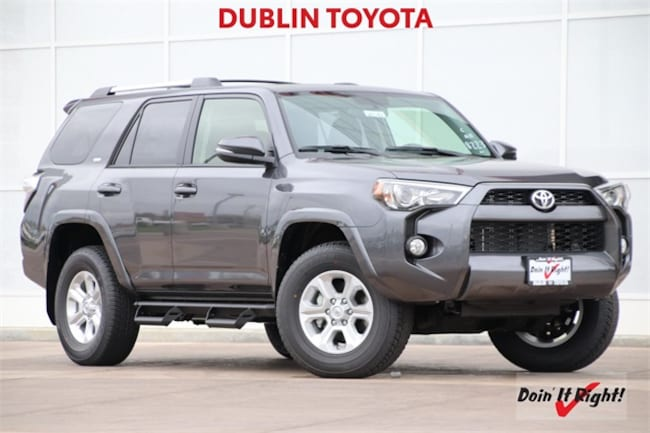 New 2019 Toyota 4Runner SR5 Premium SUV T28149 for sale/lease Dublin, CA