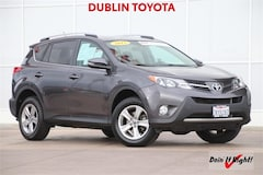 Certified Pre-Owned 2015 Toyota RAV4 XLE SUV T27904A for sale in Dublin, CA