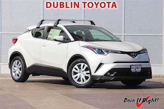 New 2019 Toyota C-HR LE SUV T26905 for sale in Dublin, CA