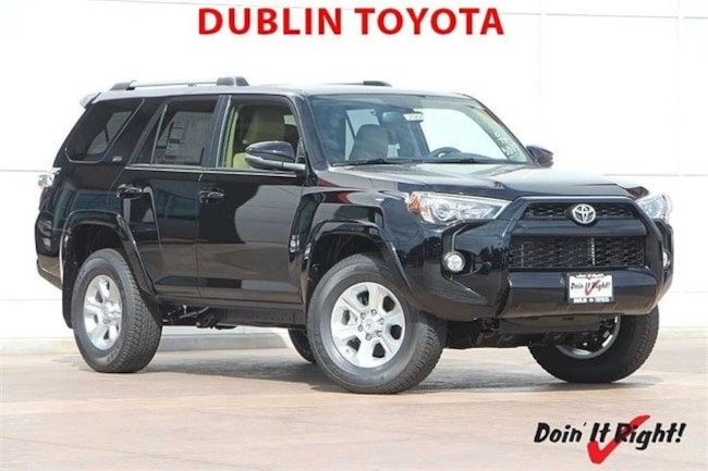 New 2019 Toyota 4Runner SR5 Premium SUV T27204 for sale/lease Dublin, CA