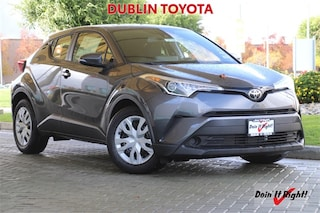 New 2019 Toyota C-HR LE SUV T27792 for sale in Dublin, CA