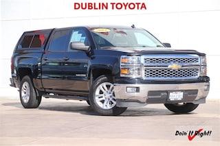 2014 Chevrolet Silverado 1500 LT Truck 3GCPCREH6EG315042 for sale in near Fremont, CA
