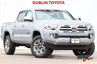 New 2019 Toyota Tacoma Limited V6 Truck Double Cab T28062 for sale in Dublin, CA