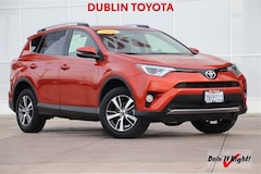 Used 2016 Toyota RAV4 XLE SUV T27997A for sale in Dublin, CA