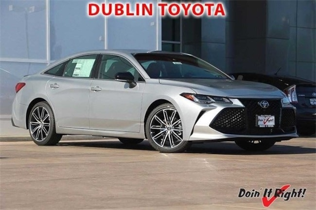 New 2019 Toyota Avalon Touring Sedan T26142 for sale/lease Dublin, CA