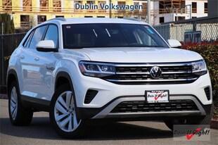2021 Volkswagen Atlas Cross Sport 2.0T SE w/Technology SUV
