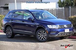 2021 Volkswagen Tiguan 2.0T SE SUV