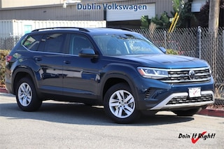 New 2021 Volkswagen Atlas 2.0T S 4MOTION SUV D21037 in Dublin, CA