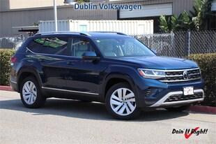 2021 Volkswagen Atlas 3.6L V6 SEL 4MOTION SUV