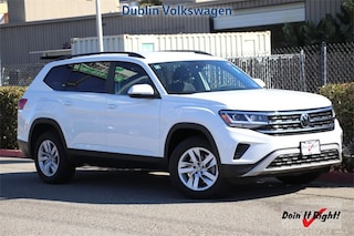 New 2021 Volkswagen Atlas 2.0T S 4MOTION SUV D21025 in Dublin, CA
